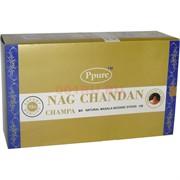 Благовония Ppure Nagchandan Champa 15 гр, цена за 12 штук