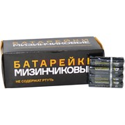 Батарейки Мизинчиковые солевые 60 шт/уп