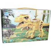 Конструктор Динозавр (047-2) со звуком и подсветкой
