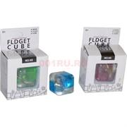 Кубик Антистресс Fidget Cube с подсветкой