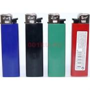 Зажигалка C-03 цветная 50 шт/уп