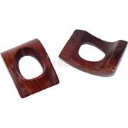 Подставка под трубку деревянная «качели»