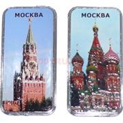 Зажигалка газовая Москва Кремль и Собор двухсторонняя