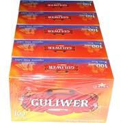 Гильзы сигаретные Guliwer с фильтром 100 шт King Size