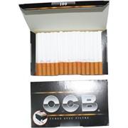 Гильзы сигаретные OCB с фильтром 100 шт