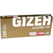 Гильзы для самокруток Gizeh 100 шт Golden Tip