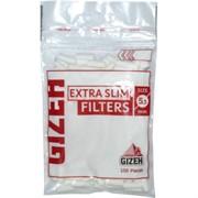 Фильтры для самокруток Gizeh 5.3 мм 150 шт Extra Slim