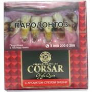 Сигариллы Corsar 10 шт с ароматом спелой вишни