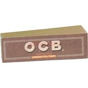 Фильтры типсы OCB 50 листов Unbleached