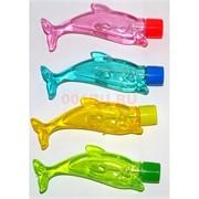 Мыльные пузыри нелопающиеся «Дельфины» 20 шт/уп