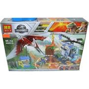 Конструктор «Dinosaur world» 96 деталей