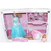 Кукла «Wedding girl»