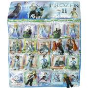 Игрушка на листе «Frozen II» 20 шт/уп