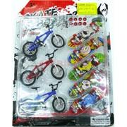 Набор скейты и велосипеды (A2-2356-35) «Skateboard»