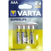 Батарейка литиевая VARTA AAA Superlife 4 шт