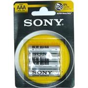 Батарейка цинковая SONY AAA 40 шт
