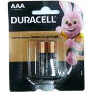 Батарейка Duracell AAA 2 шт/уп