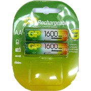 Аккумулятор GP Rechargeable 1600 Series AA