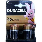 Батарейка Duracell C 2 шт/уп (цена за 2 шт)
