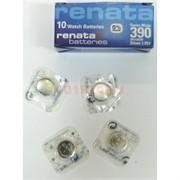 Батарейка для часов 390 renata 10 шт/уп