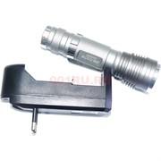 Фонарь JIN-C31M на аккумуляторе с USB зарядкой