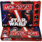 Игра настольная Монополия Star Wars большая