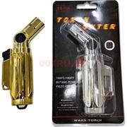 Горелка газовая Torch Lighter BS-106 металлическая 5 цветов