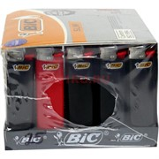 Зажигалка газовая кремневая Bic 50 шт/уп