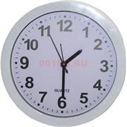Часы-будильник настенные (K40) круглые