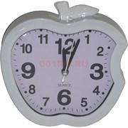 Часы-будильник настенные (K43) яблоко Apple