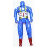 Игрушка трансформер Капитан Америка