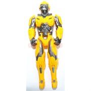 Игрушка трансформер желтый Рейнджер