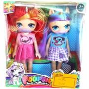 Игрушка детская Poopsie 2 куклы