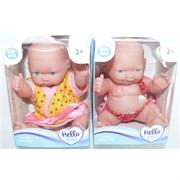 Игрушки куклы Hello baby 12 шт/уп