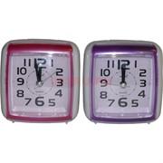 Будильник-часы кварцевые Lovely Clock в ассортименте