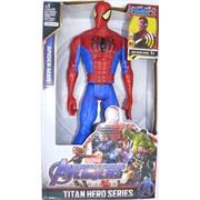 Игрушка человек-паук звуковая световая