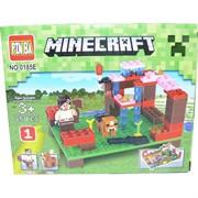Игрушка конструктор (01852) Minecraft 85 деталей