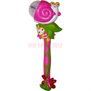Игрушка светяшка с музыкой «Улитка» 30 см