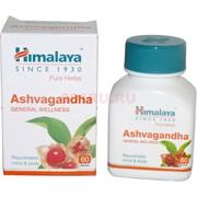 Таблетки Ashvagandha 60 шт от Himalaya