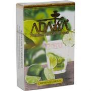 Табак для кальяна Adalya 50 гр «Caipirinha Brazil»