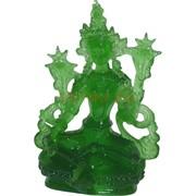 Фигурка Зеленая Тара (NS-868) из полимерных материалов