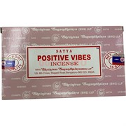 Благовония Satya Positive Vibes 15 гр 12 упаковок