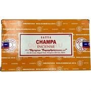 Благовония Satya Champa 15 гр 12 упаковок