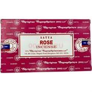 Благовония Satya Rose 15 гр 12 упаковок