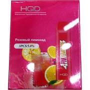 HQD Розовый Лимонад Pink Lemonade 300 затяжек электронный персональный испаритель