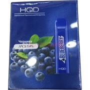 HQD Черника Blueberry 300 затяжек электронный персональный испаритель