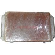 Гриль барбекю из цельной солевой плиты 20x30 см