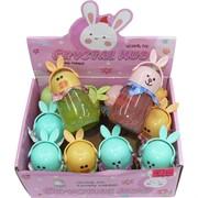 Лизуны слаймы Lovely Rabbit 12 шт/уп