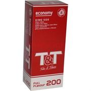Гильзы сигаретные T&T King Size 200 шт