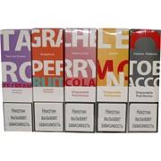 Электронная сигарета Doo одноразовая вкусы в ассортименте